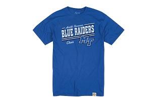 Middle Tennessee Blue Raiders Cheer Tshirt
