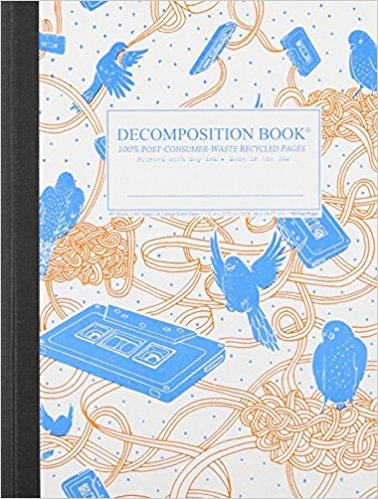 Cal Bears Decomposition Book 'Birdsong'