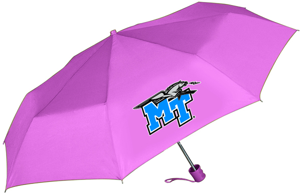 MT Logo w/ Lightning Mini Pocket Umbrella