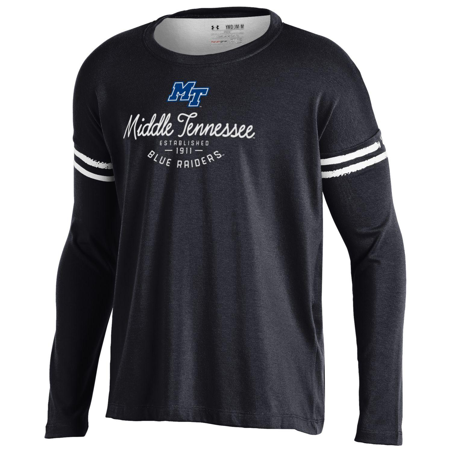Youth Middle Tennessee SMU Girls Long Sleeve Finale Shirt