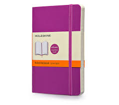 Moleskine Notebook - Pocket - Ruled - Orchid Purple - Soft