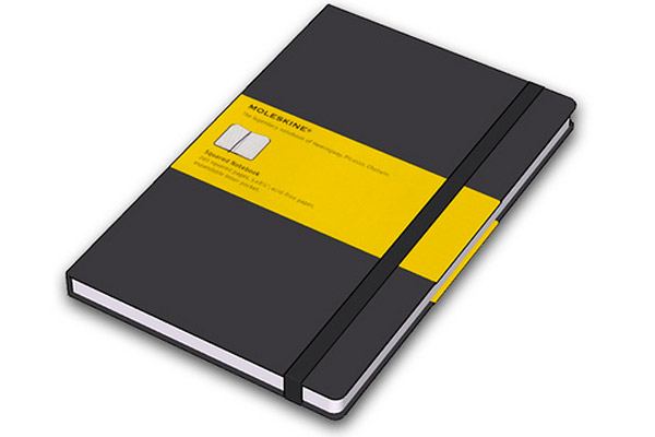 Moleskine Squared Notebook - Large