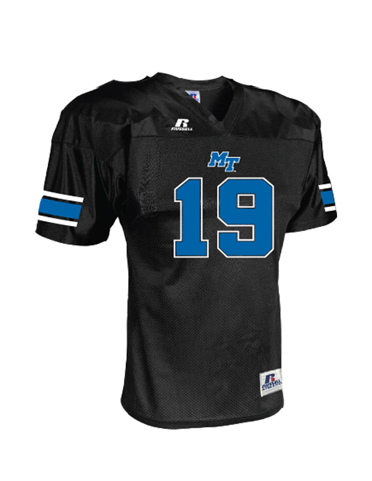 Youth MTSU Blue Raiders Replica Football Jersey