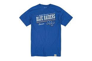 Middle Tennessee Blue Raiders Soccer Shirt