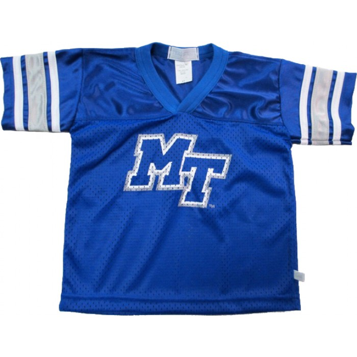 MT Logo Youth Football Jersey