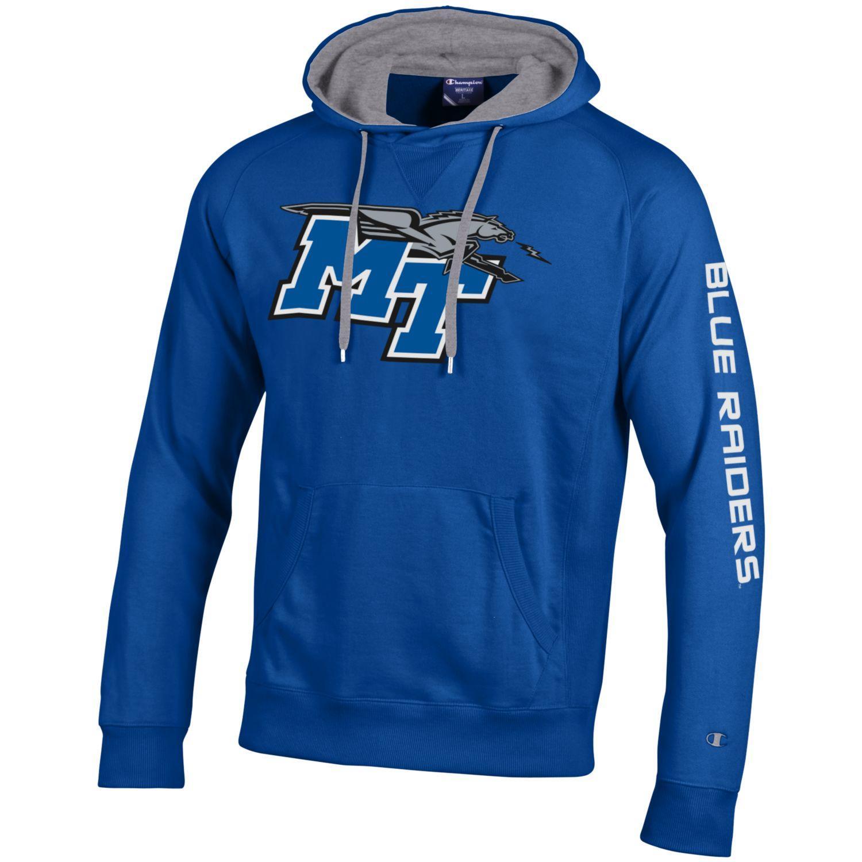 MT Logo w/ Lightning Heritage Hoodie Sweatshirt