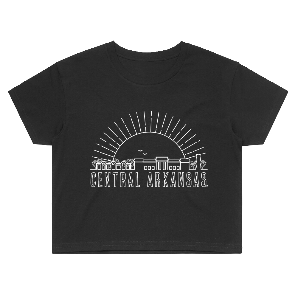 Central Arkansas Crop Tee