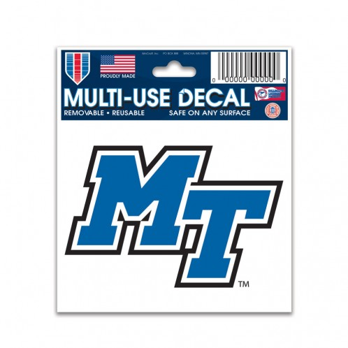 MT Logo Multi-Use Decal