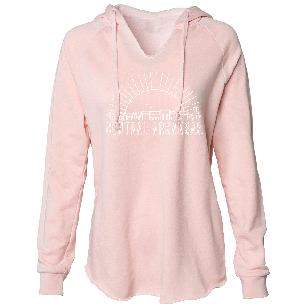 Women's Washed Hoodie