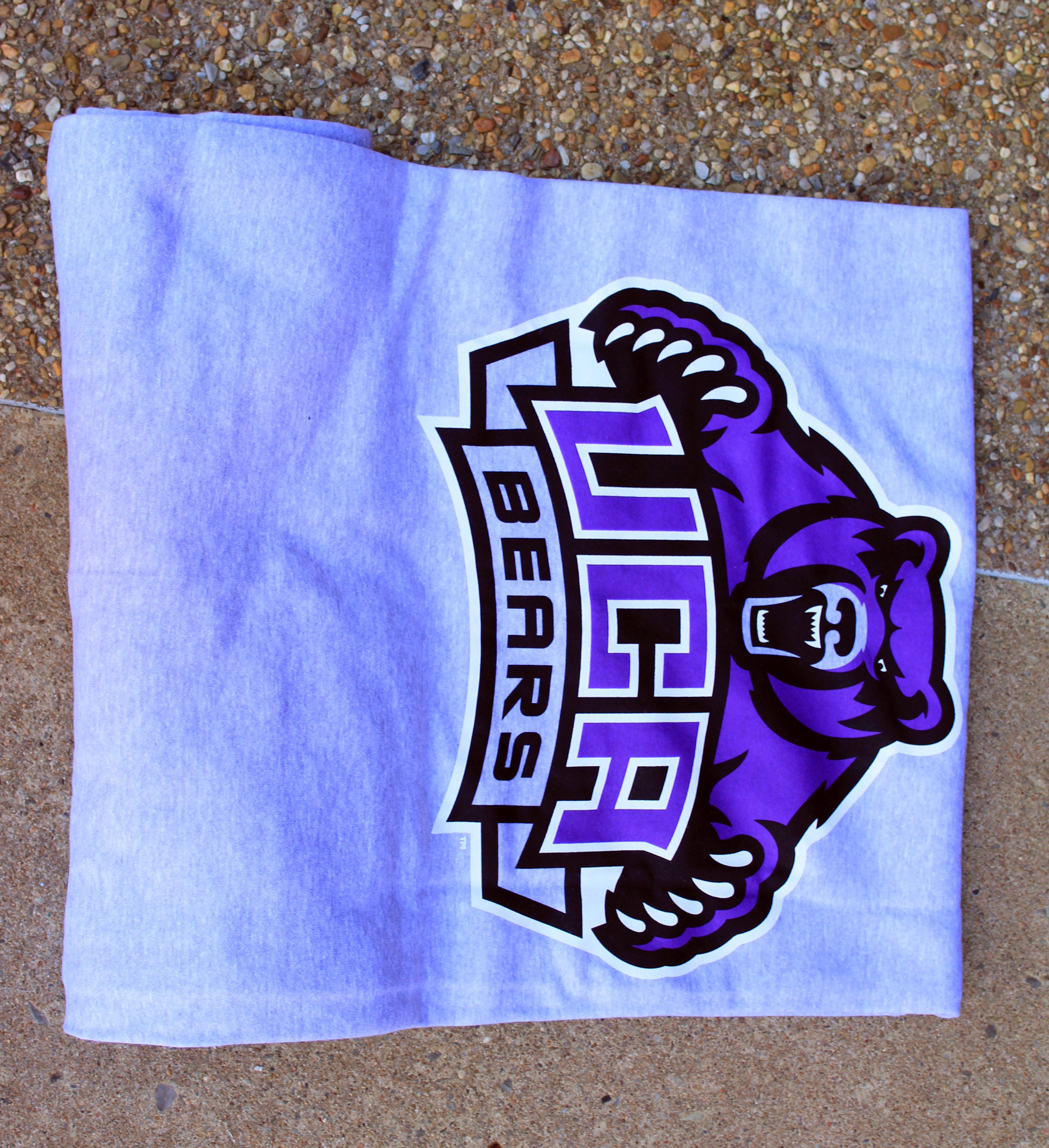 UCA Sweatshirt Blanket