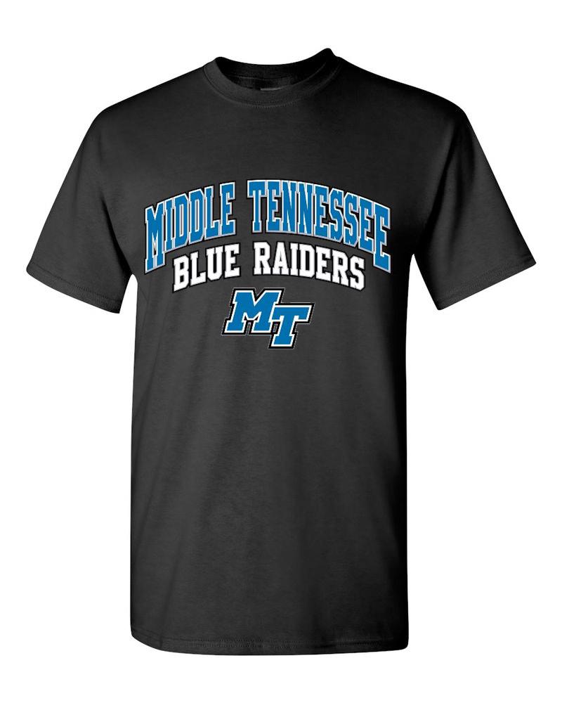 Middle Tennessee Blue Raiders w/ MT Logo Tshirt