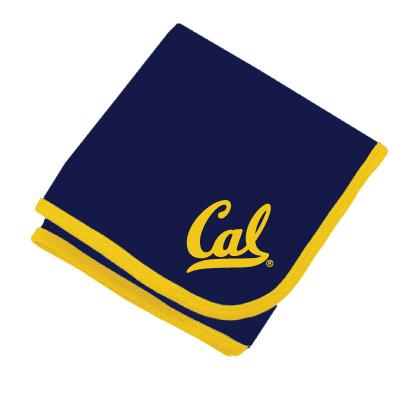 Cal Bears Baby Blanket