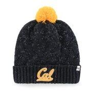 Cal Bears Fiona Cuff Knit Beanie by '47