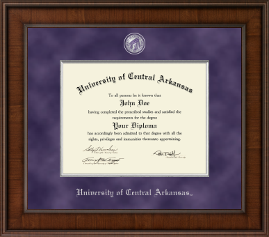 Presidential Masterpiece Diploma Frame