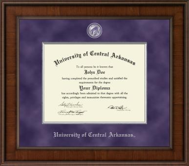 Presidential Masterpiece Diploma Frame