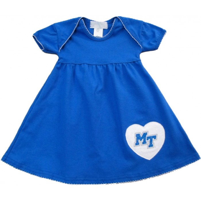 MT Little Girl Dress