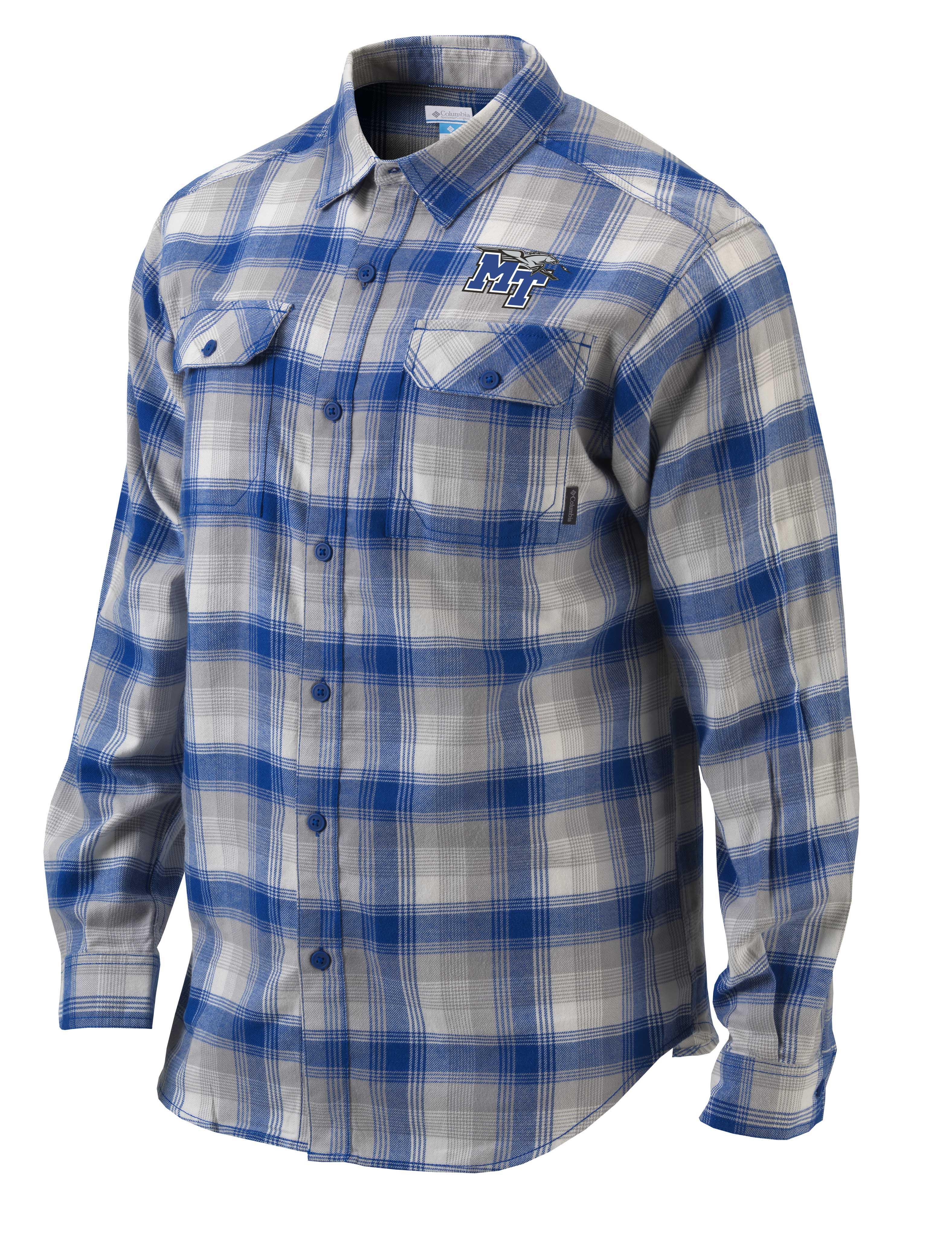 MT Logo Flare Gun Flannel Shirt
