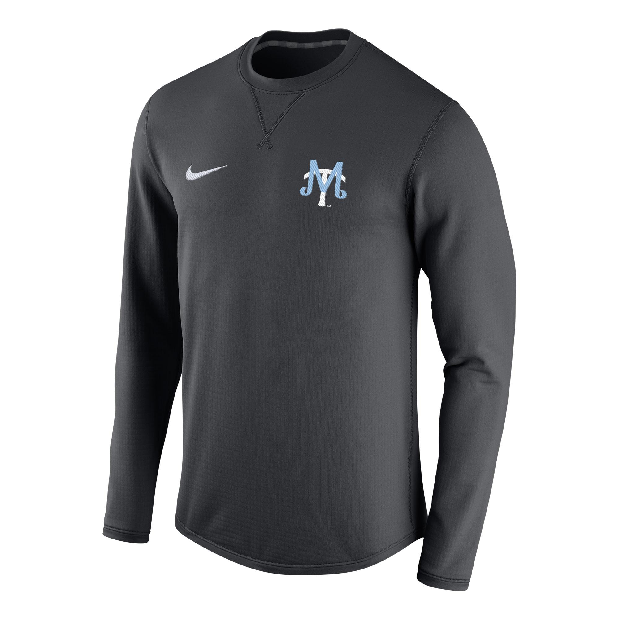 MT Baseball Modern Crew Sweatshirt