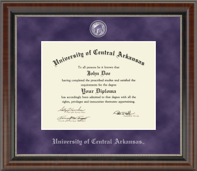 Regal Edition Diploma Frame