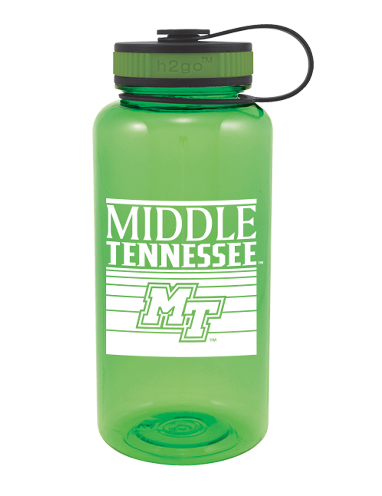 Middle Tennessee Classic Tritan Bottle