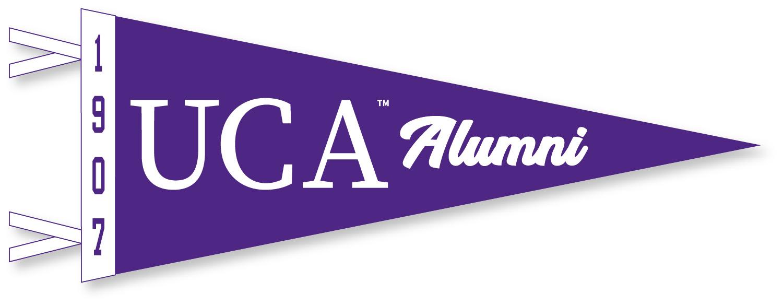 UCA Alumni Pennant