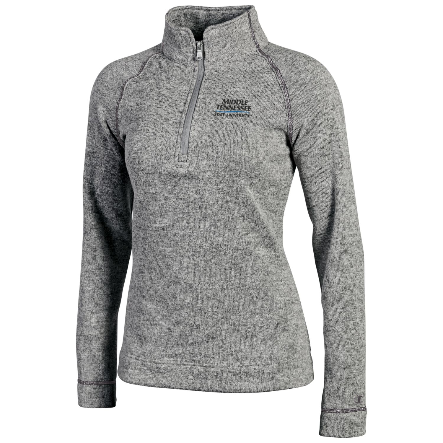 Middle Tennessee School Logo Women's Artic 1/4 Zip Pullover