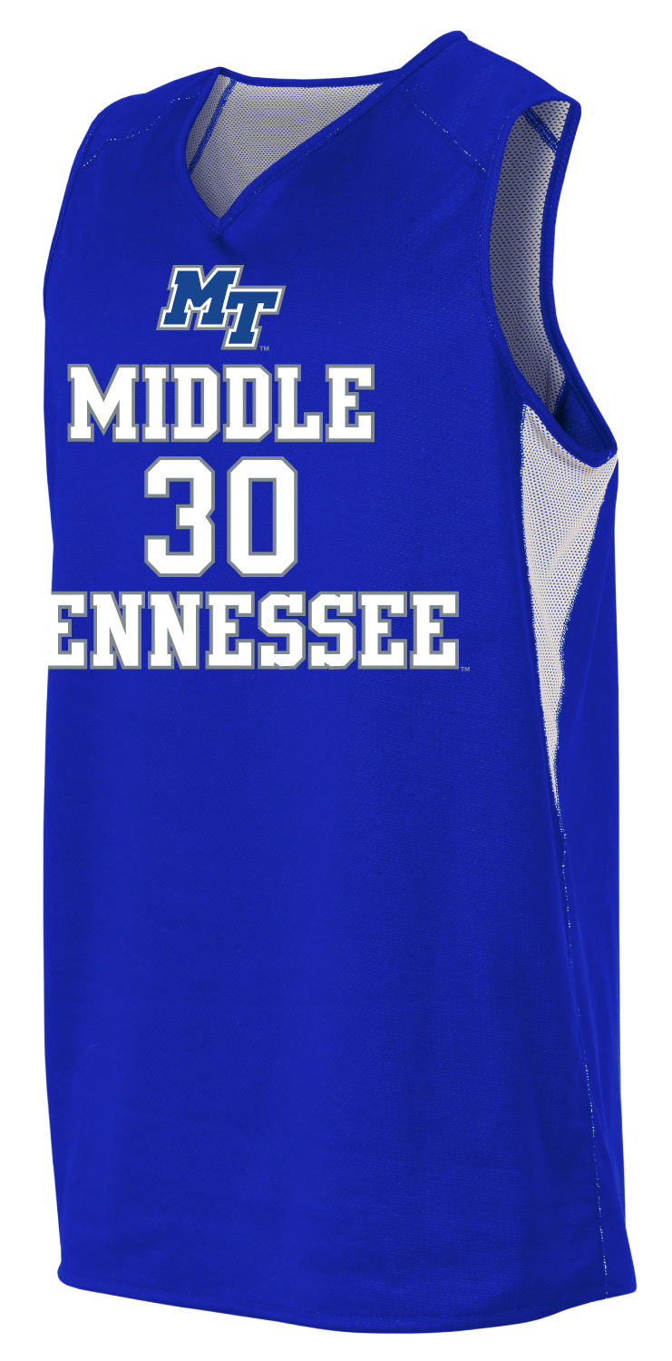 Middle Tennessee Reversible Replica Jersey