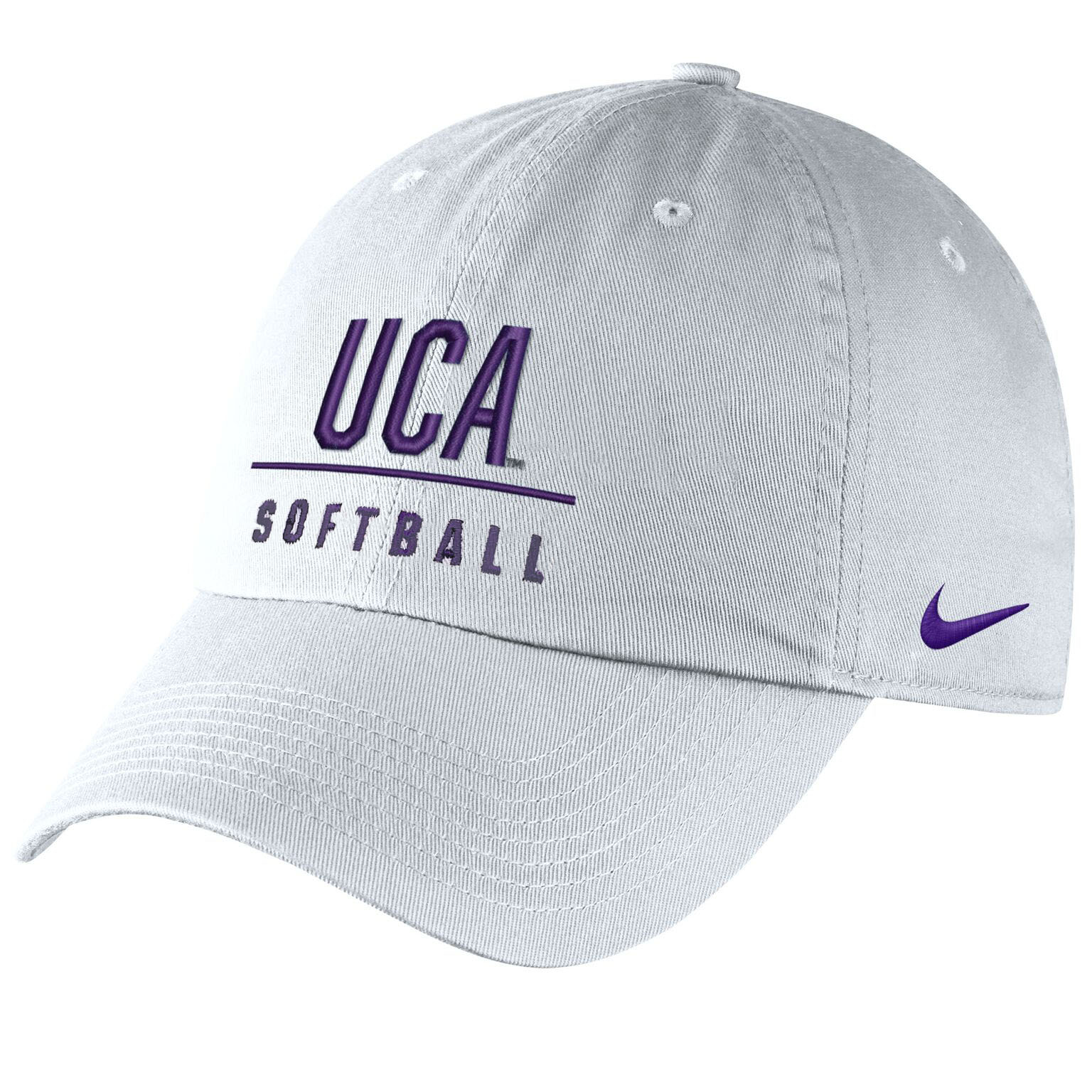 Men's White Campus Hat