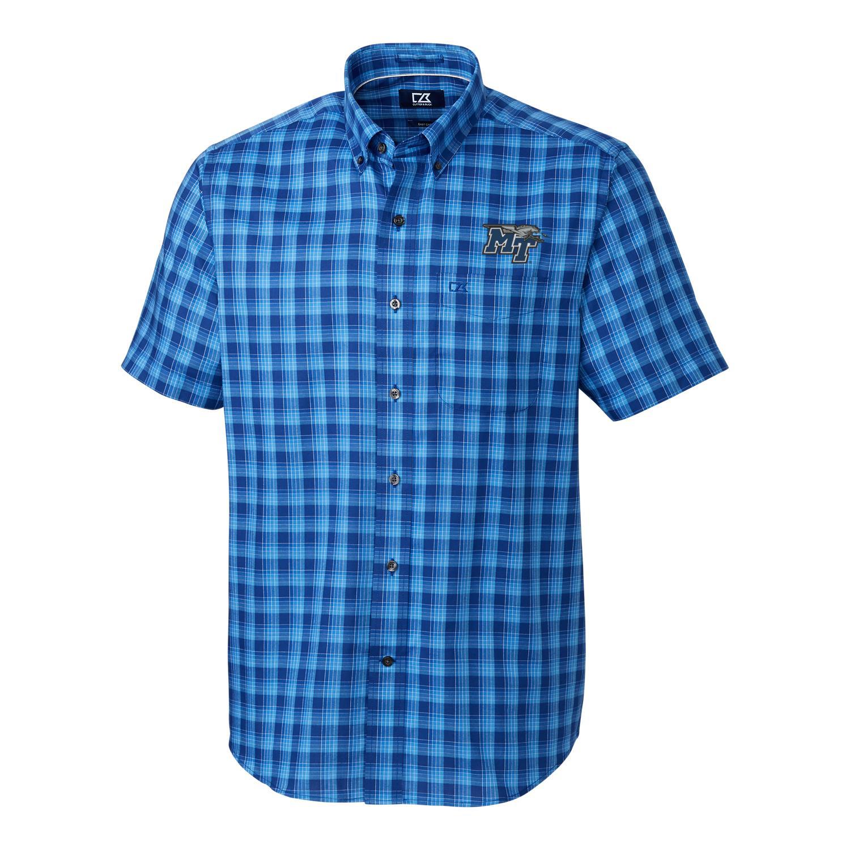 MT Logo w/ Lightning Short Sleeve Fremont Polo