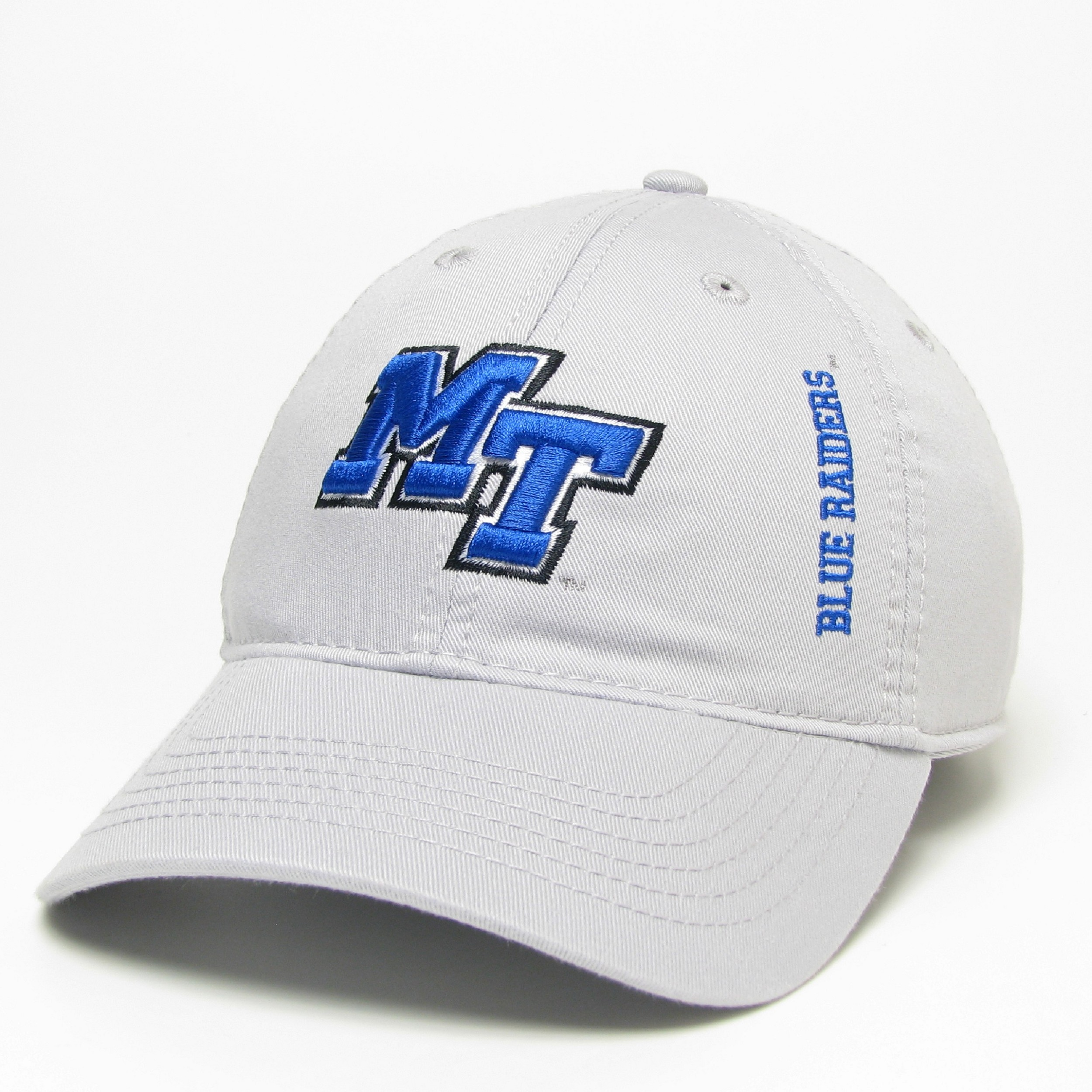 MT Blue Raiders Relaxed Twill Hat
