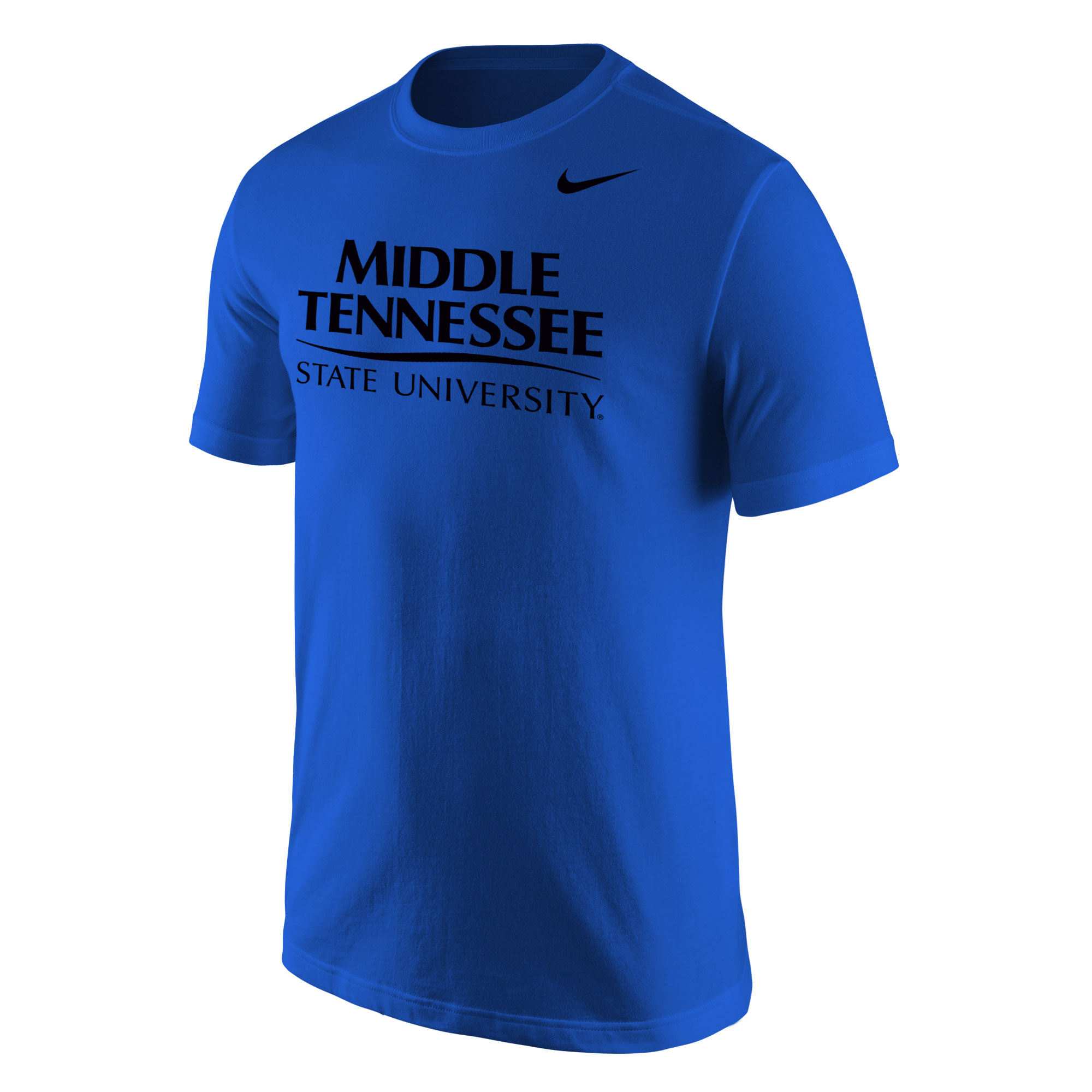Middle Tennessee State University School Logo Nike® Core Tshirt