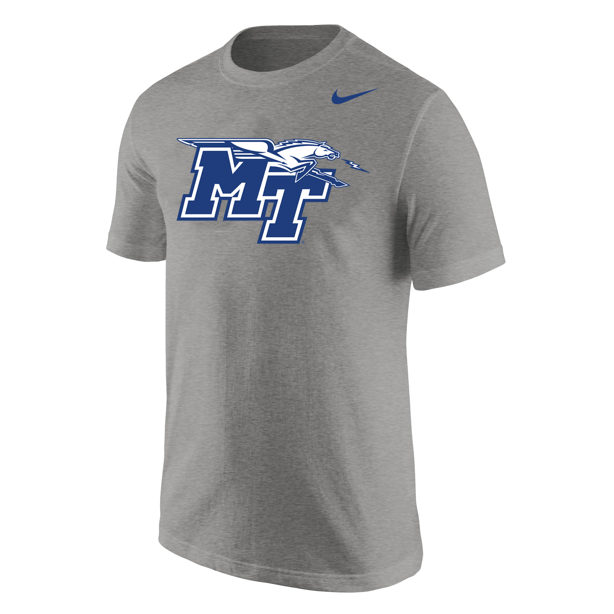 MT Logo w/ Lightning Nike® Core Cotton Tshirt