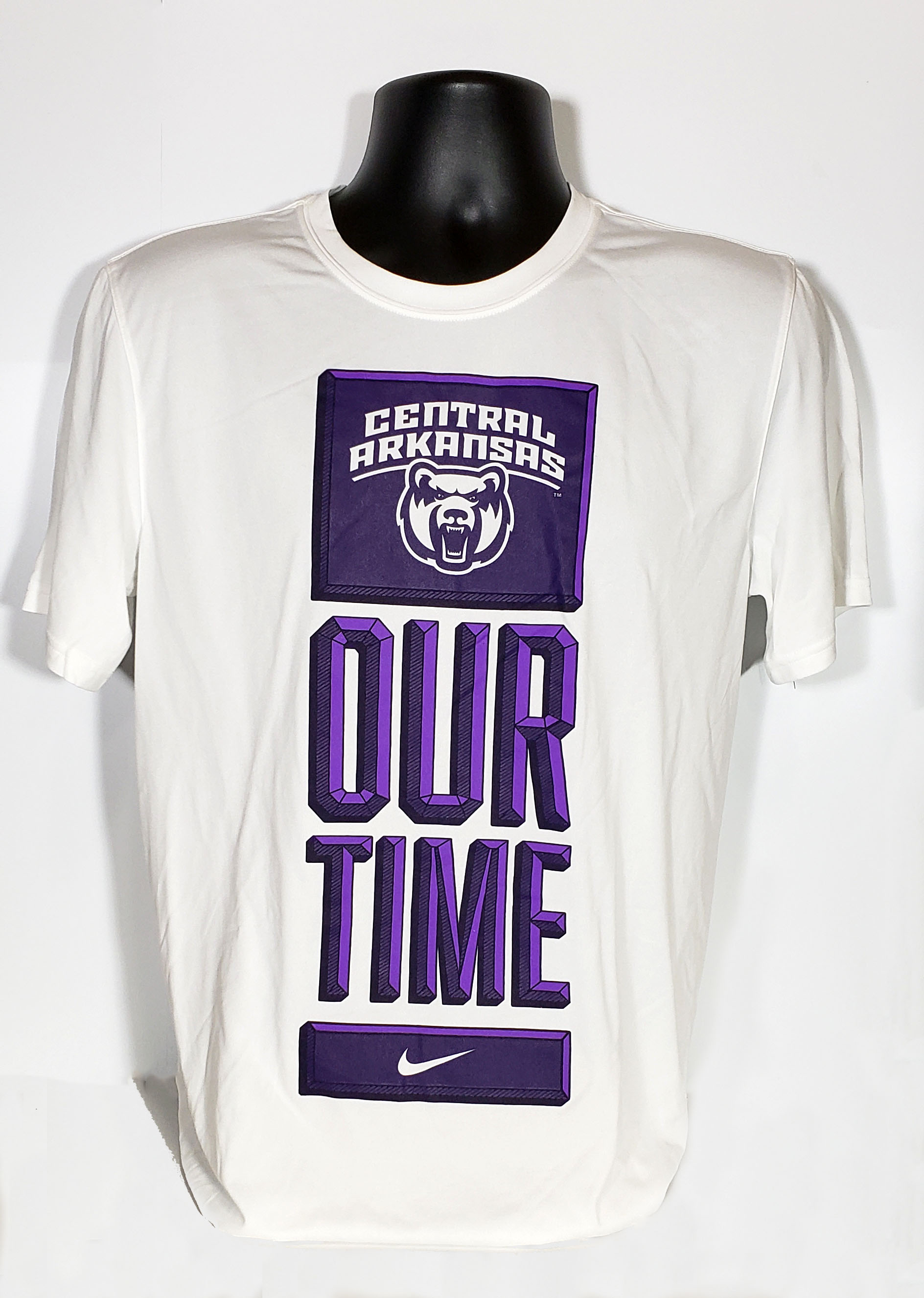 Our Time Basketball Tee