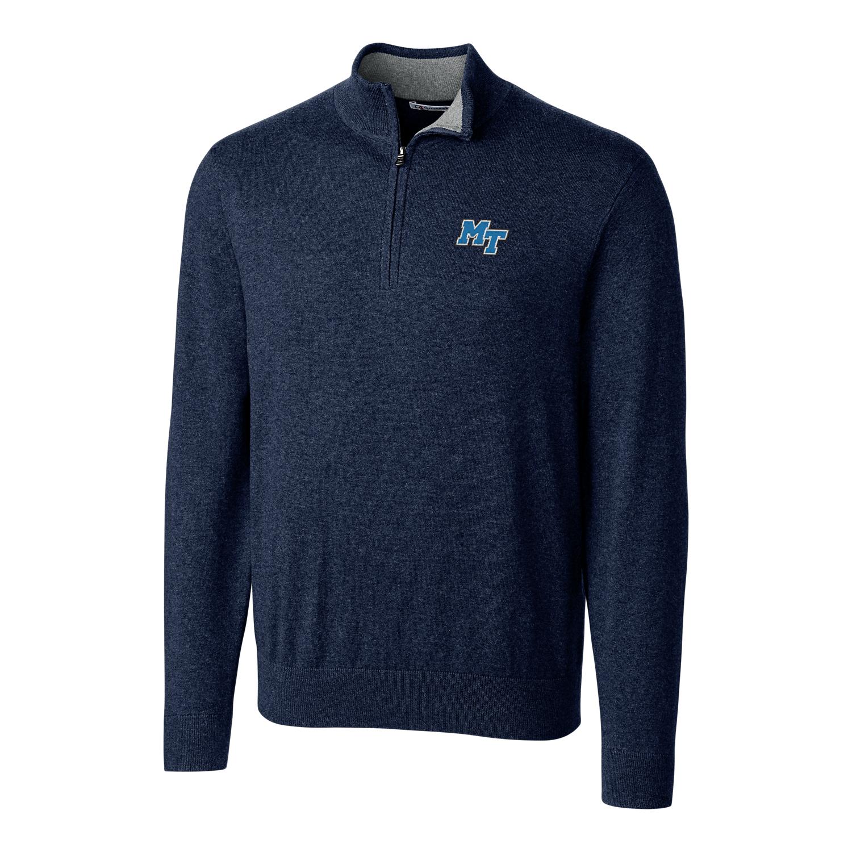 MT Logo Lakemont 1/2 Zip Pullover