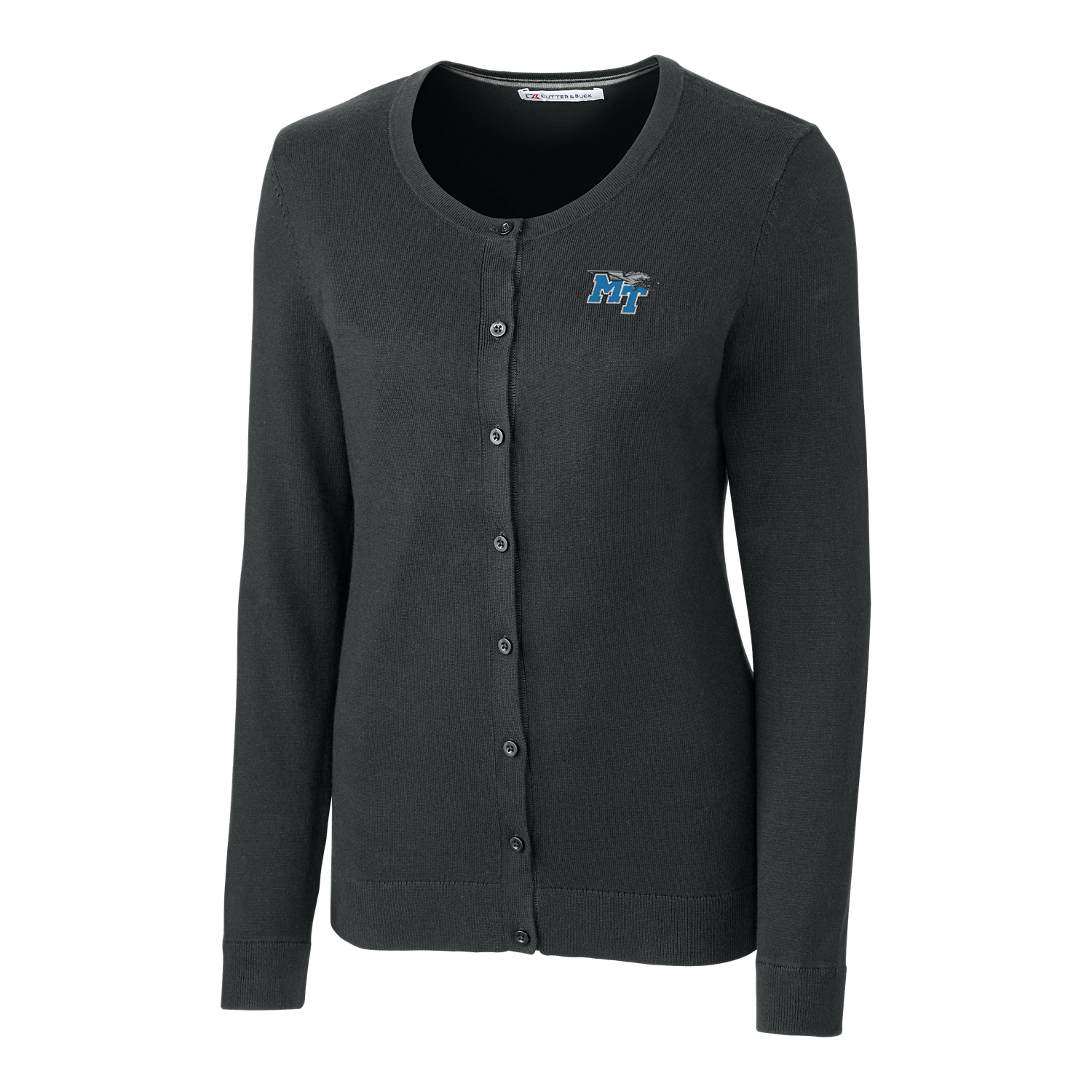 MT Logo w/ Lightning Women's Lakemont Cardigan