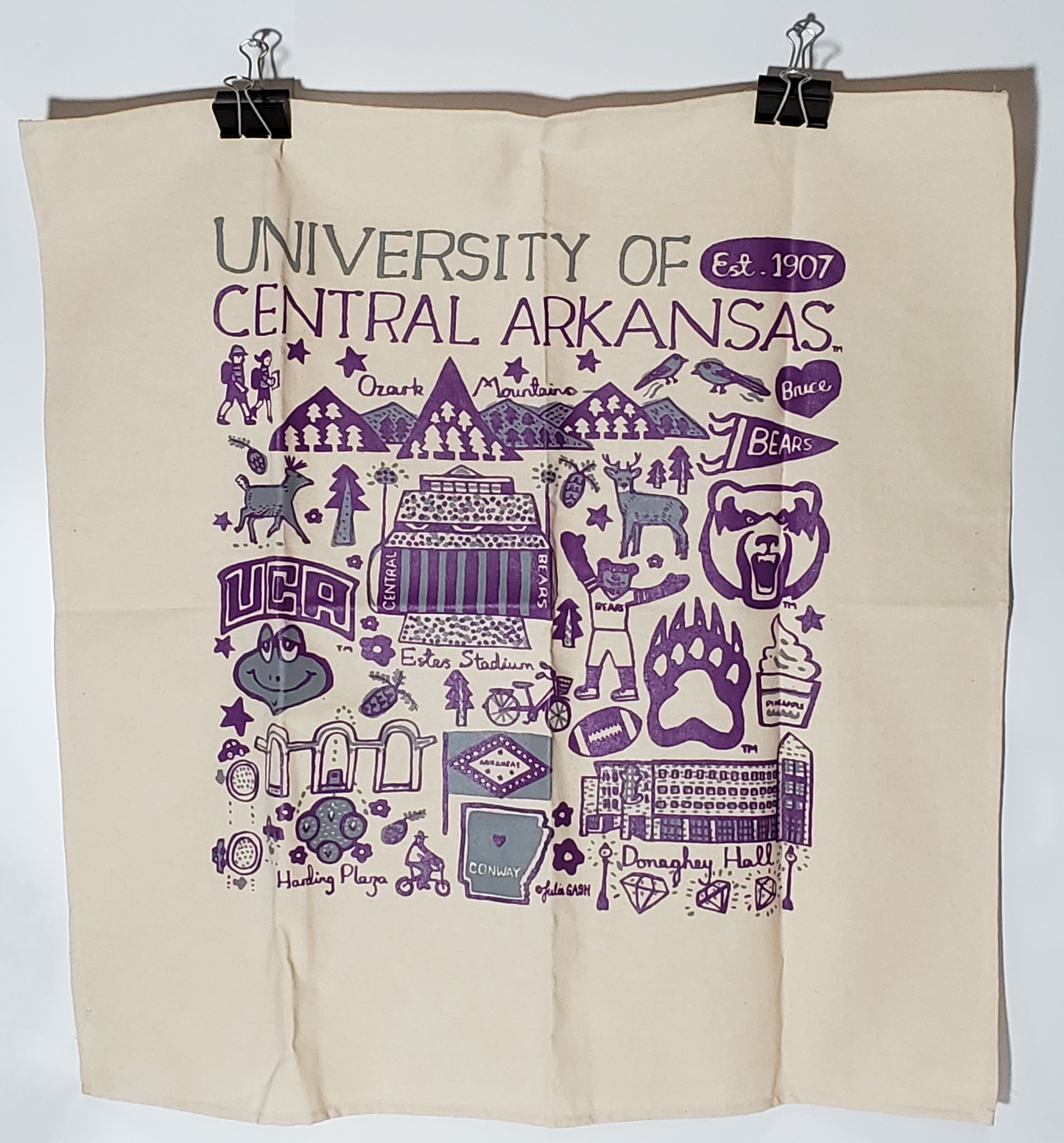 UCA Kitchen Towel