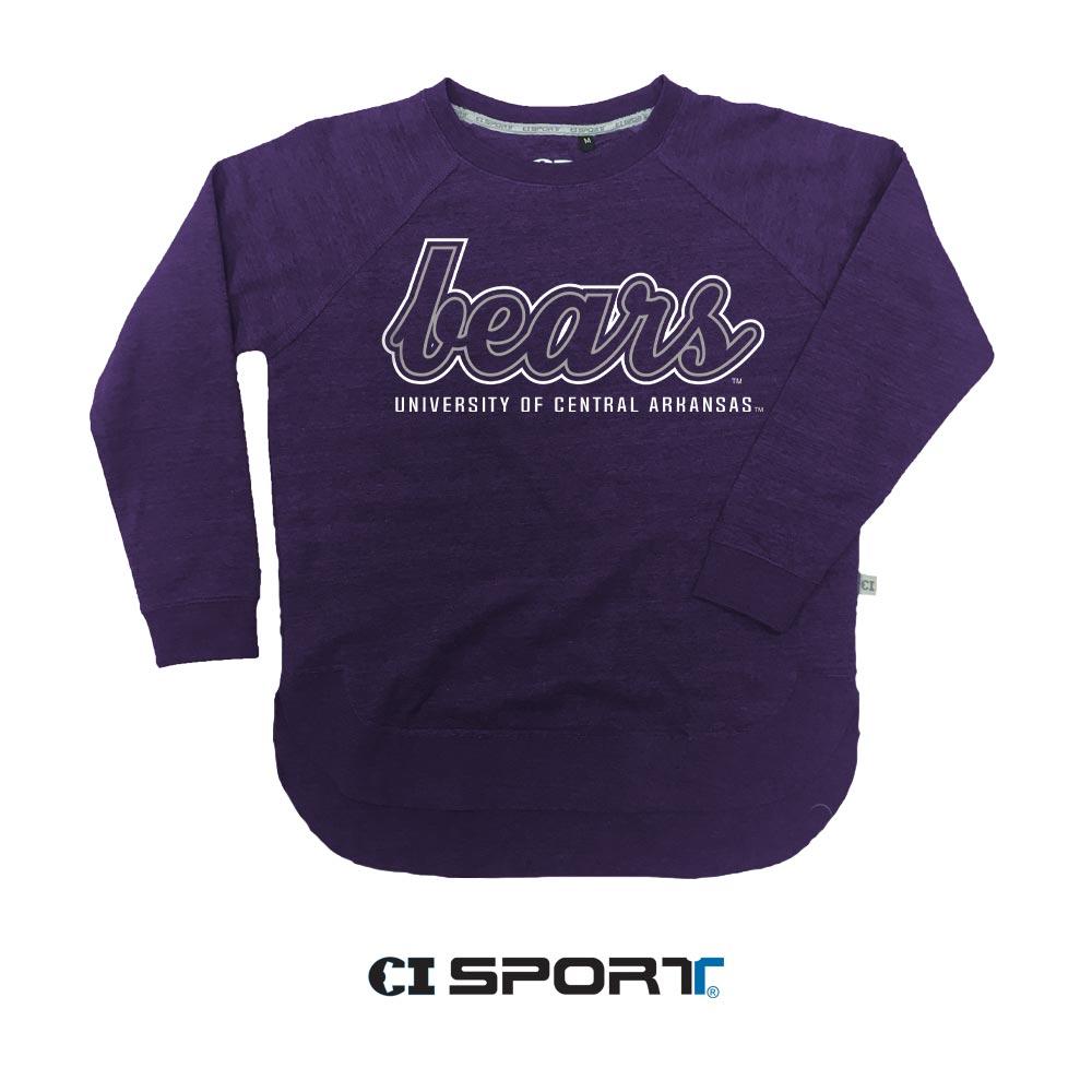 Cursive Bears Sweatshirt