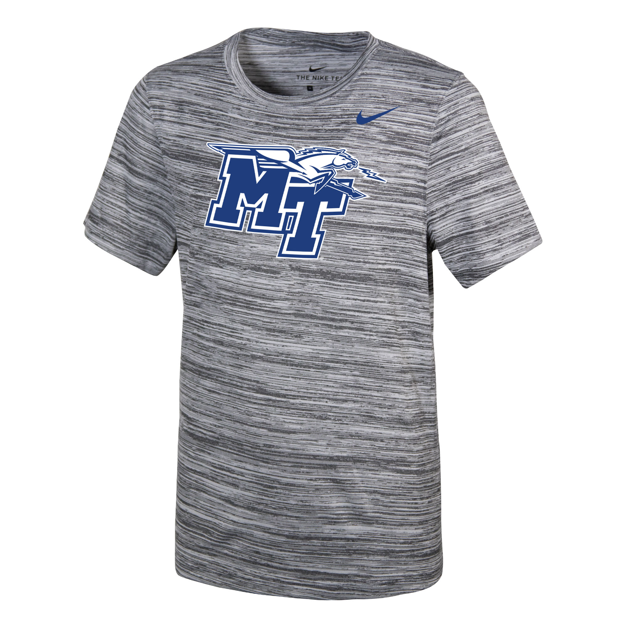 Youth MT Logo w/ Lightning Nike® Legend Velocity Travel Tshirt