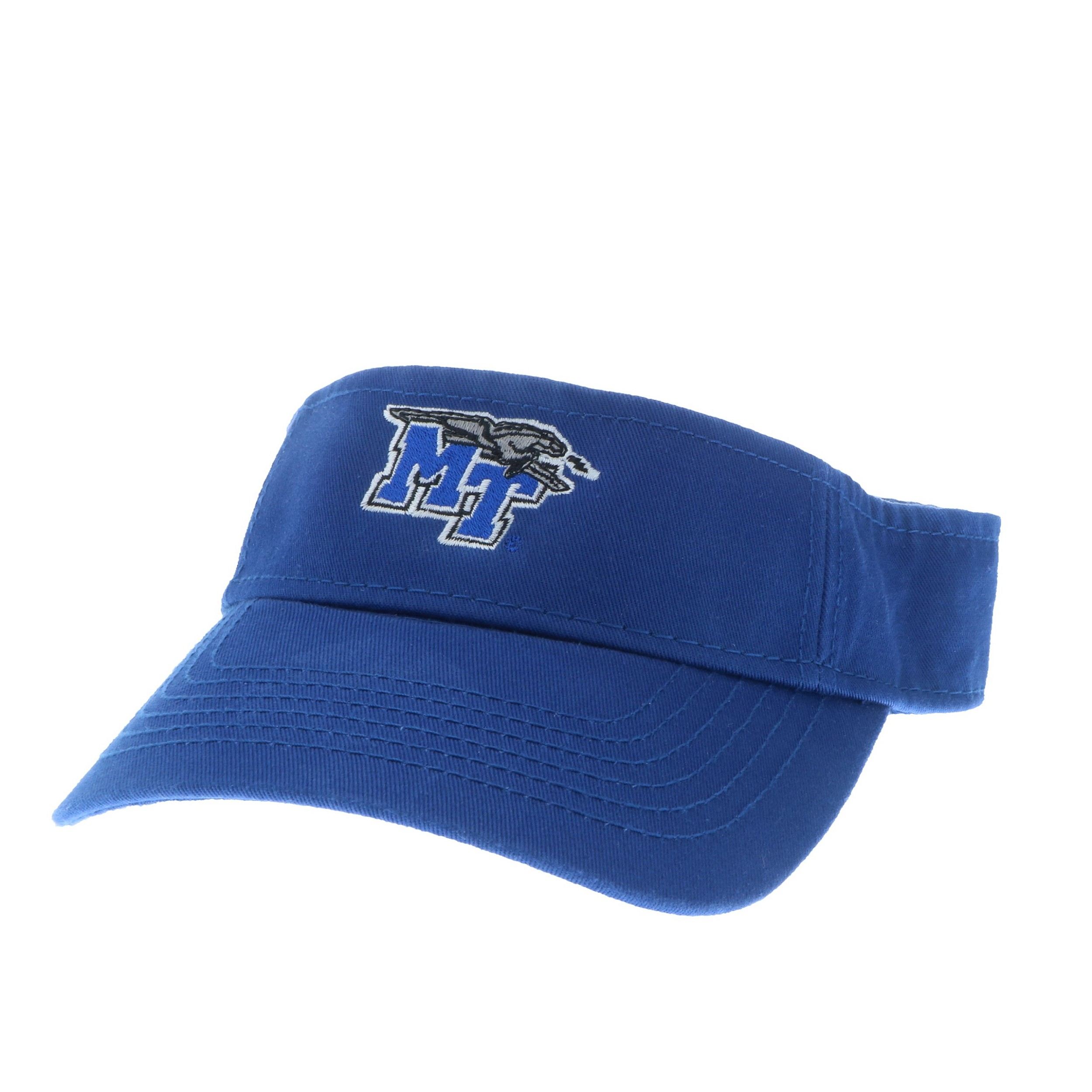 MT Logo w/ Lightning Relaxed Twill Visor