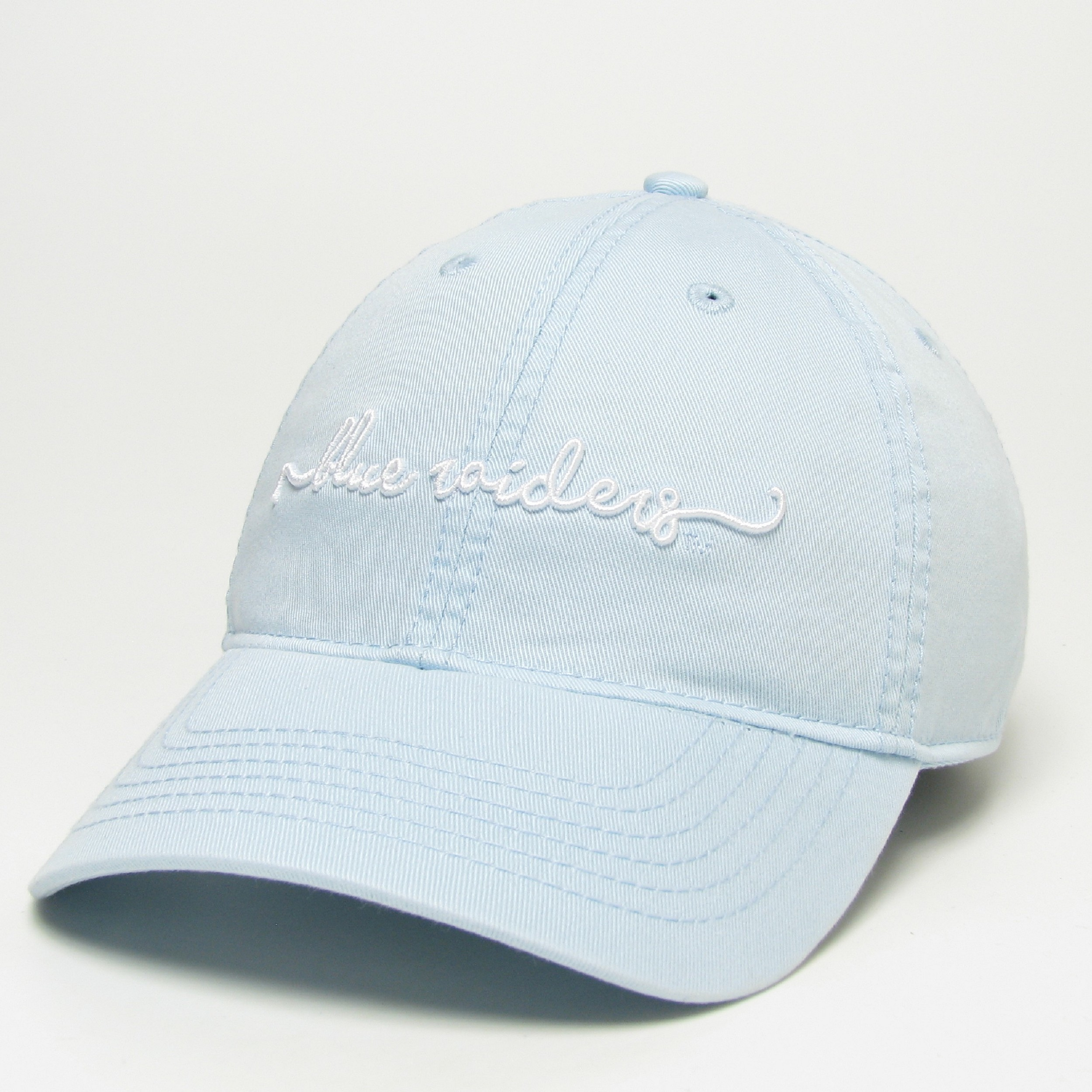 Blue Raiders Script Relaxed Twill Hat