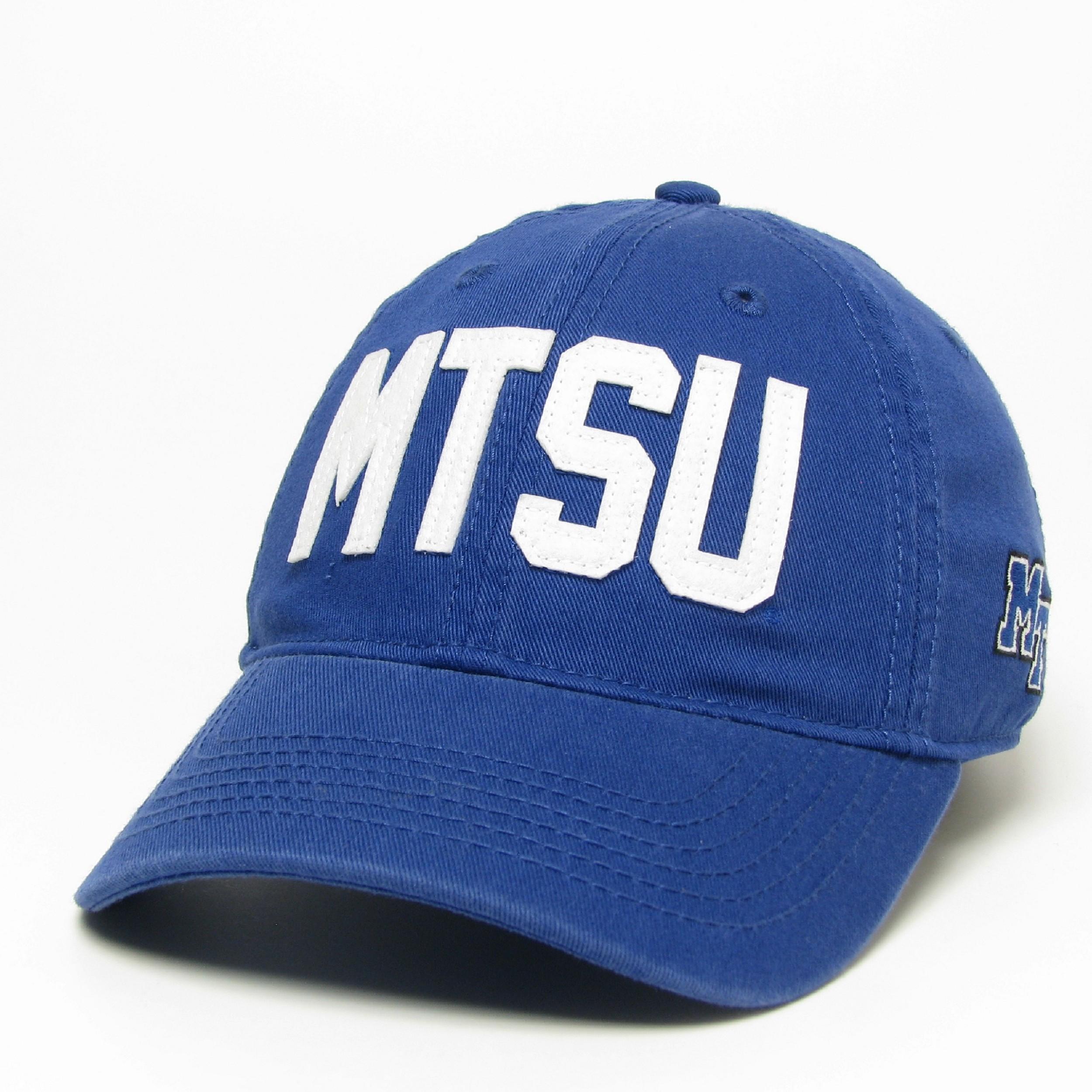 MTSU Stitched University Hat