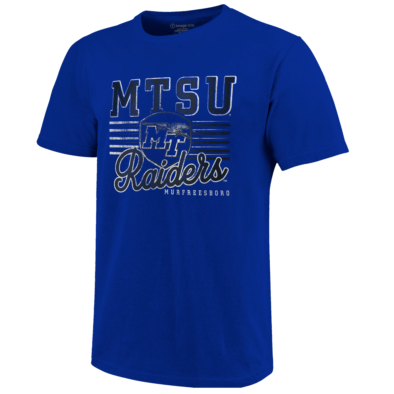 Middle Tennessee Blue Raiders True Colors Tshirt
