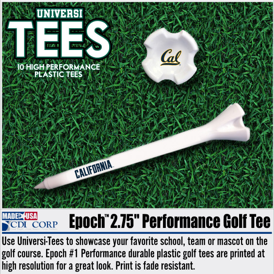 Cal Performance Golf Tees