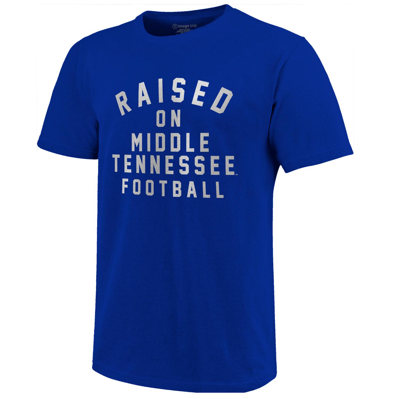 Raised on MT Football Tshirt