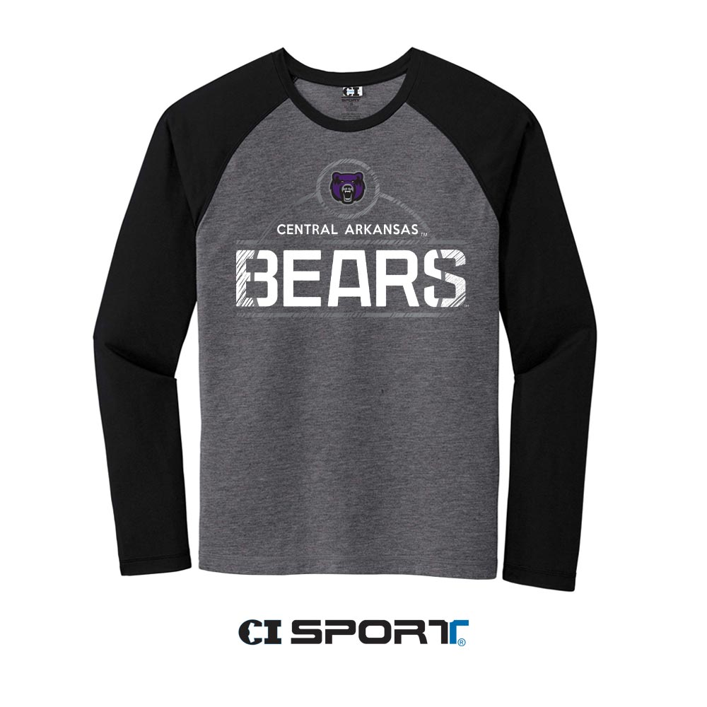 Bears Long Sleeve Raglan