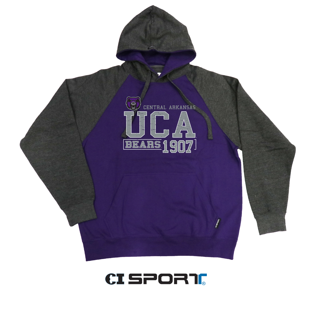 UCA Colorblock Hood