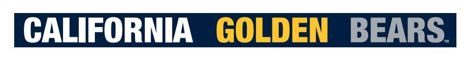 Sublimated Lanyard California Golden Bears