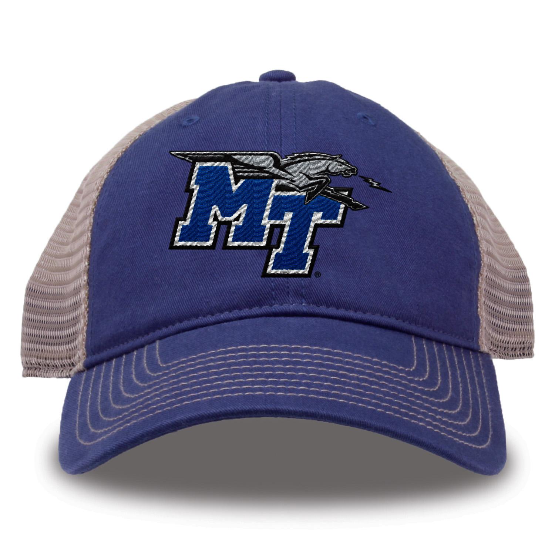 MT Logo w/ Lightning Soft Mesh Snapback