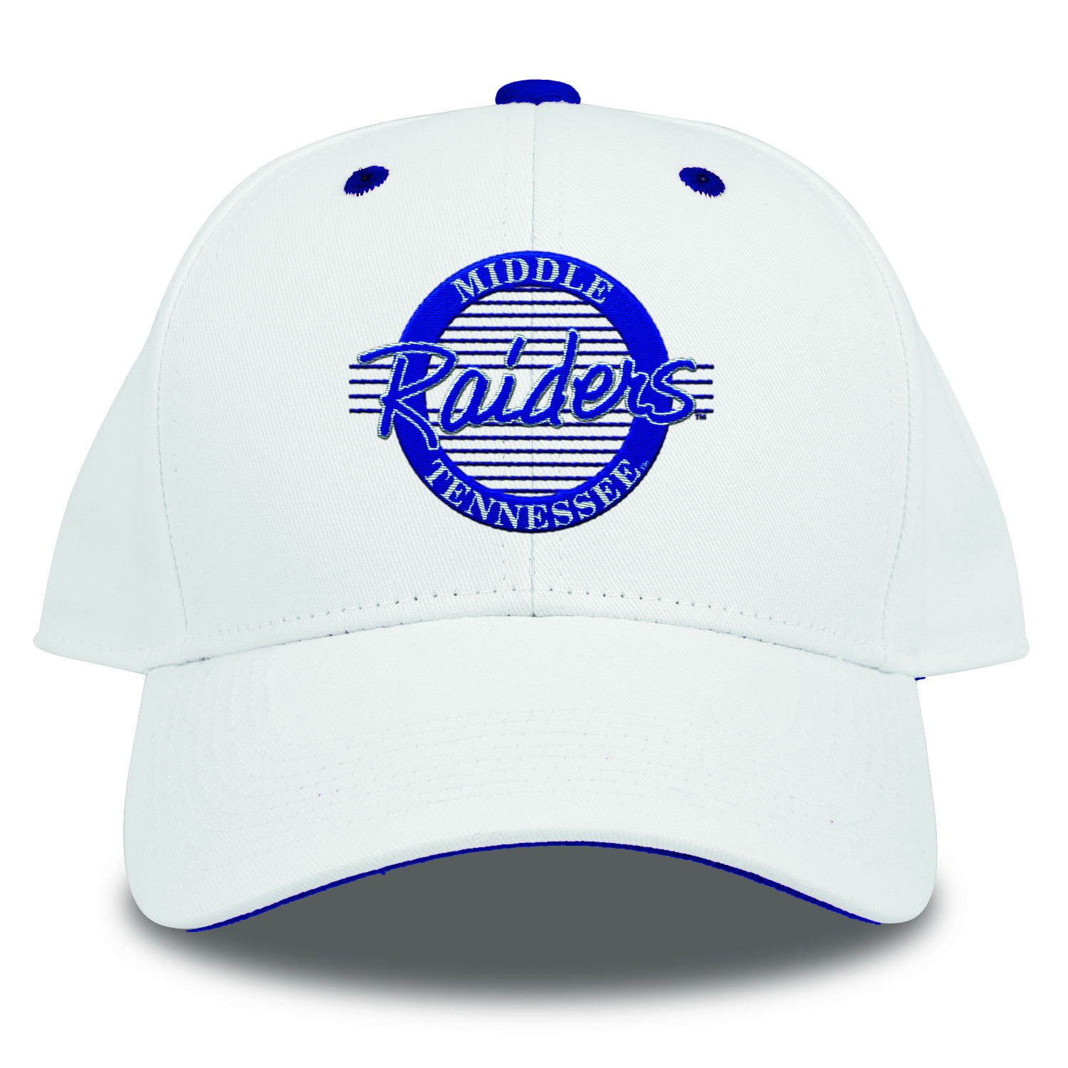 Middle Tennessee Raiders Twill Snapback