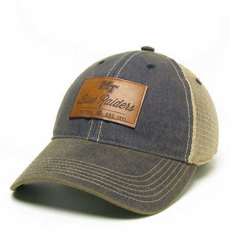MT Blue Raiders Est. 1911 Old Favorite Trucker Hat